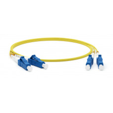 Патчкорд duplex LC/UPC-LC/UPC 1м