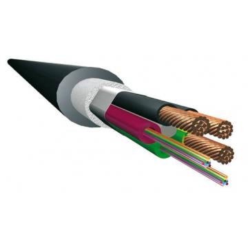 Кабель оптический комбинированный ОКДПР 24-0,22-8*3+2*1,2-4,0