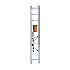 Лестница трансформер 3-секционная  ЛА 3х10