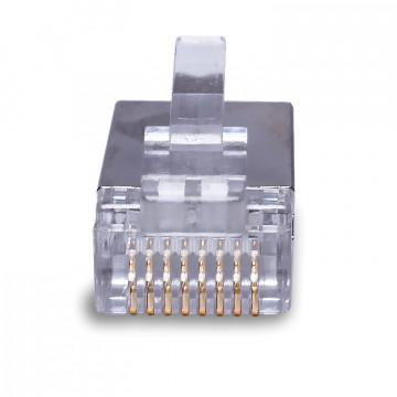 Коннектор FTP Cat.5e RJ-45 (8p8c) (100 шт)
