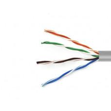 Кабель биметалл UTP 4x2 Net.on UTP Cat.5e AWG24 CCA PVC Indoor 305м