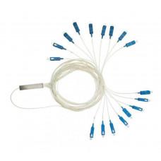 Делитель оптический PLC 1х16 SC/UPC