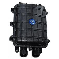 Муфта оптическая GJS 6006 черепаха, 2 кассеты