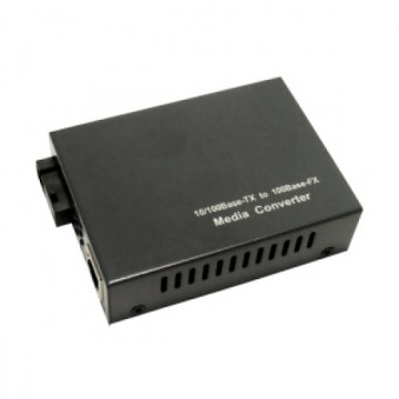 Медиаконвертер Optronic MCSS2-10/100-1310-SC-20