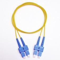 Патчкорд duplex SC/UPC-SC/UPC 1м