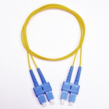 Патчкорд duplex SC/UPC-SC/UPC 3м
