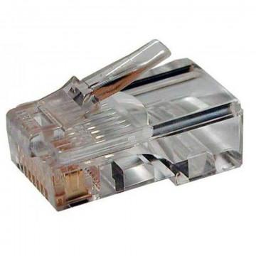 Коннектор UTP Cat.5e RJ-45 (8p8c) (100 шт) Netko
