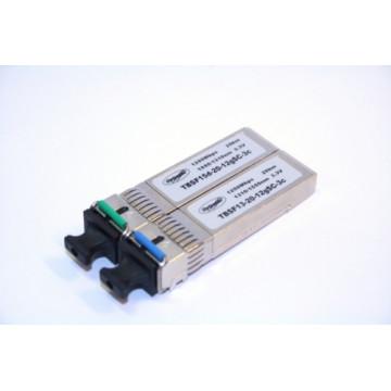 Модуль SFP WDM 1.25 G, 3км Optronic TBSF 15-3-12gSC-3c