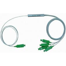 Делитель оптический PLC 1х4 SC/APC