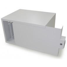 Бокс металлический 2U БК-535-350-115-з-1-2U K-3767-01 (535х350х115) пенал