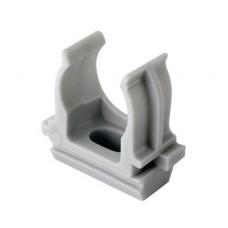 Крепеж-клипса для трубы 16 мм (100шт)