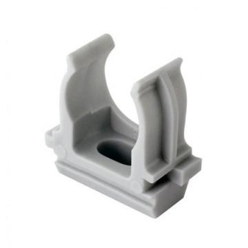 Крепеж-клипса для трубы 20 мм (100шт)