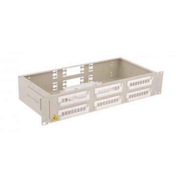 Патч-панель оптическая КОР-96-Ц SC