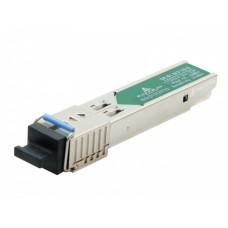 Модуль SFP WDM 1.25 G, 3км GateRay GR-S1-W313S-D TX 1310 нм, RX 1550 нм, SC, DDM