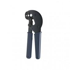 Инструмент обжимной профессиональный для коаксиального кабеля HT-106E