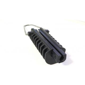 Зажим натяжной Н28 (для кабеля с тросом)