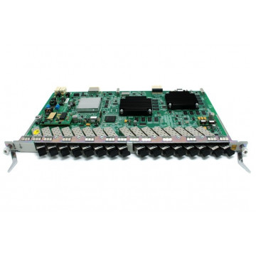 Плата расширения C320 GTGH 16*GPON Board ZTE A-gear